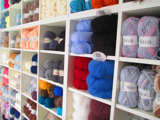Fine ou épaisse, mohair ou satinée... toutes les laines pour tous les goûts