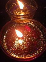 astuces-bougies-paillettes