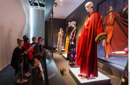 Visite famille de l'exposition Givenchy